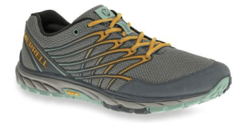 Trail Running Merrell Shoes