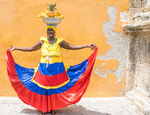 Two Days in Cartagena, Colombia