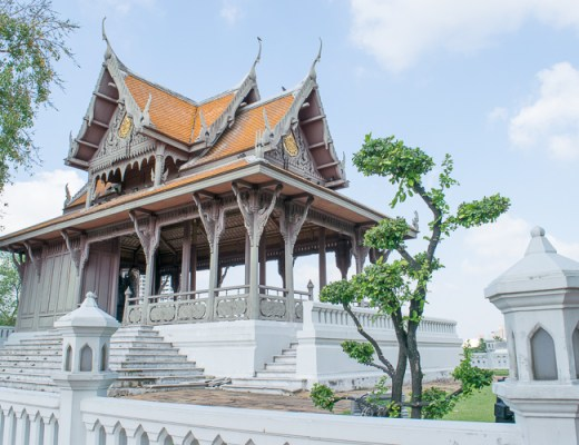 Travel Notes - Five Days in Bangkok - Trailing Rachel