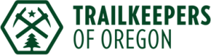 Trailkeepers of Oregon Logo