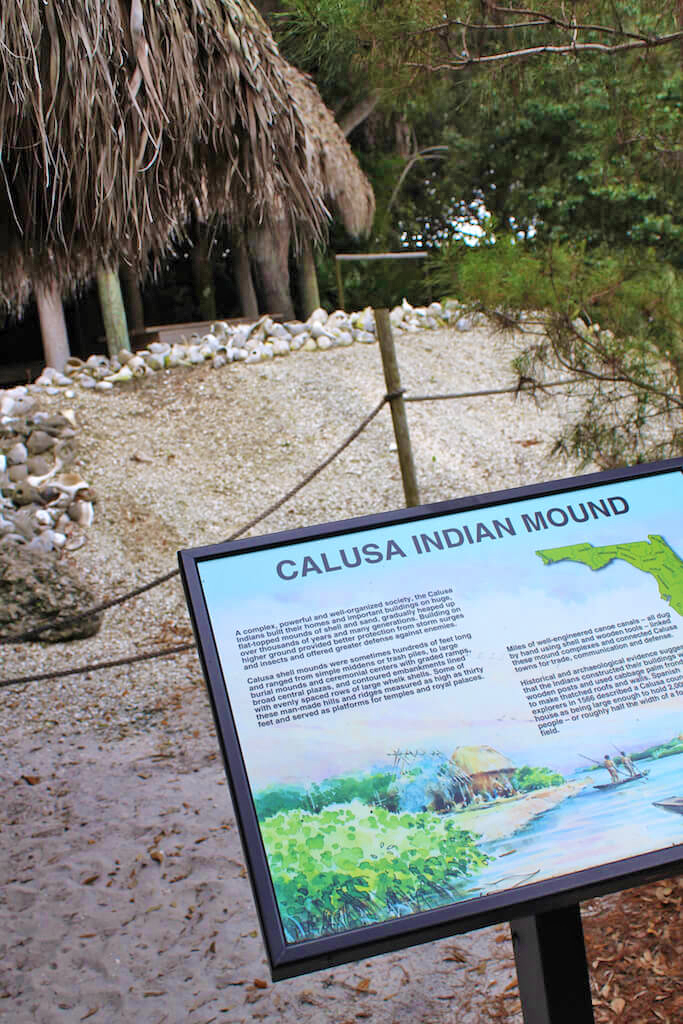 CALUSA PEOPLE & MOUNDS