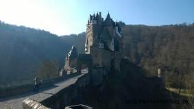 2 Burgen Tour Burg Eltz