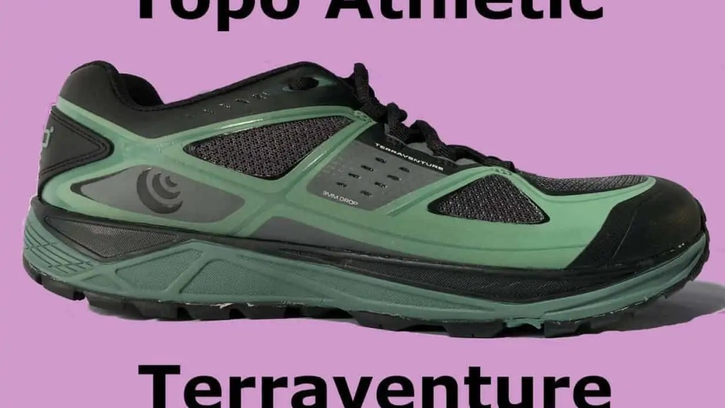 Terraventure Topo Athletic Trailrunning Ultramarathon