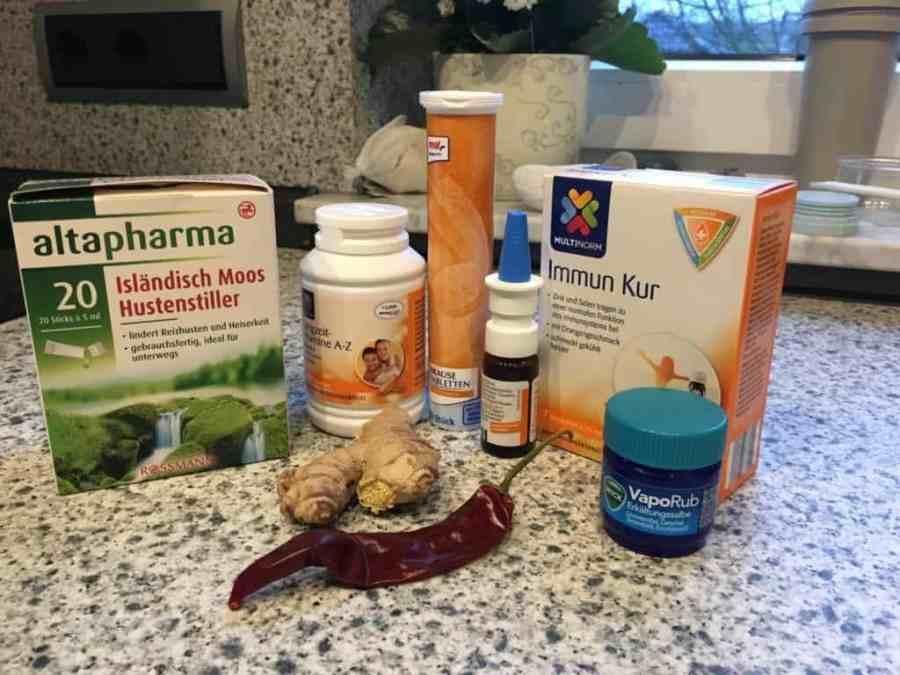 Volle Power in Richtung Gesundheit