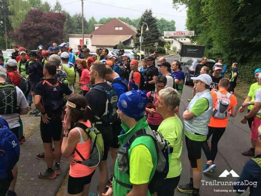 Westerwaldlauf 2018 50 Kilometerlauf Briefing