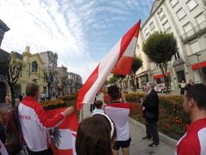 Parade der Nationen