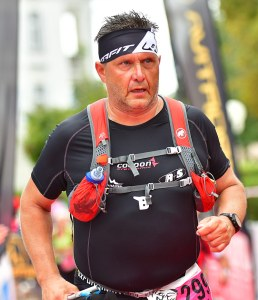 Franz Kinz: Motivierter Trailrunner