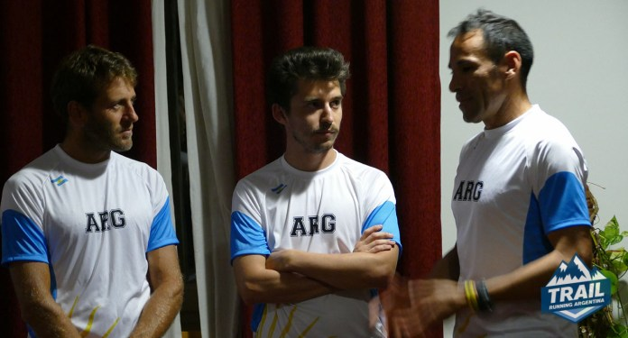 Entrevista Pablo Ureta / Pedro Bianco Pre IAU Trail Worlds 2016
