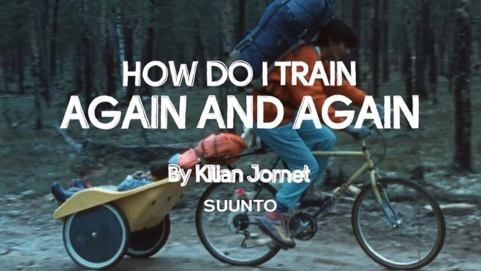 ¿Cómo entrena Kilian Jornet?
