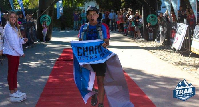 Entrevista a Franco Paredes Post Champa Ultra Race 2017