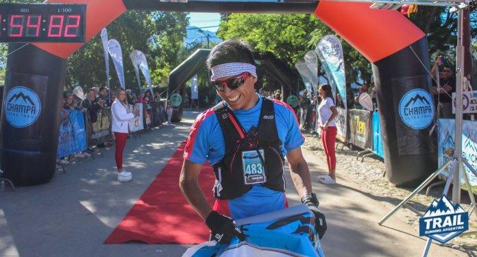 Entrevista a Sergio Pereyra Post Champa Ultra Race 2017