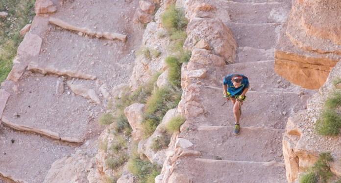 Video: El récord de Jim Walmsley en el Gran Cañón