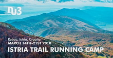 Istria Trail Running Camp