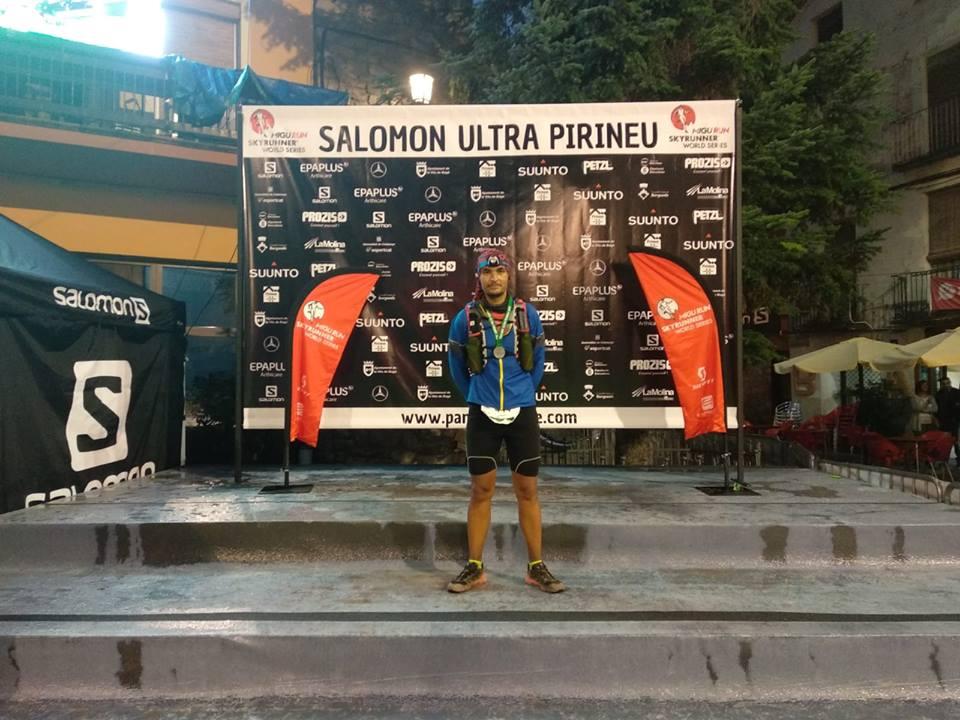 Salida Ultra Pirineu 2018