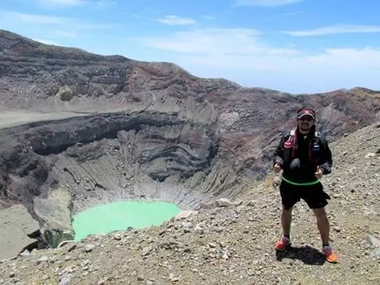 Volcán Ilamatepec - El Salvador (Luis Calles Rivera)