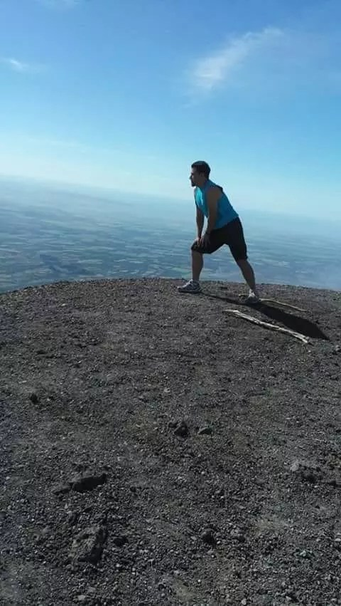 Volcán San Cristobal - Nicaragua (Carlos Sanchez)