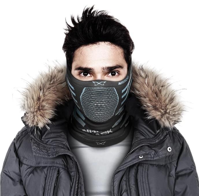 X9 - Máscara funcional protección contra el frío