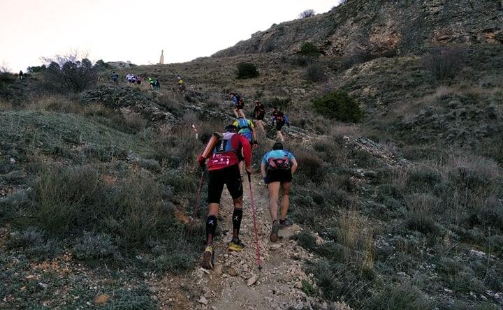 Subida al Cerro del Socorro