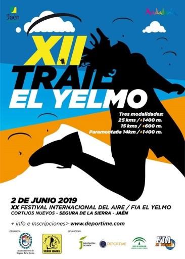 XII TRAIL EL YELMO