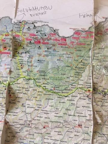 Dia 26 - El gran sendero himalaya