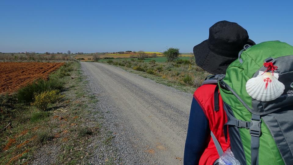 Zapatillas para el Camino de Santiago
