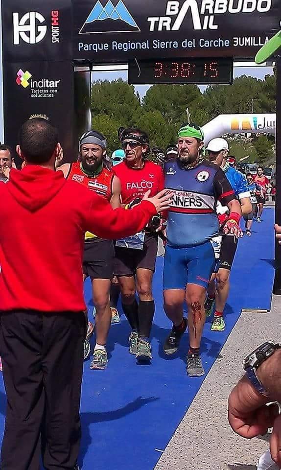 Barbudo Trail 2015 (Fausto Quixote)