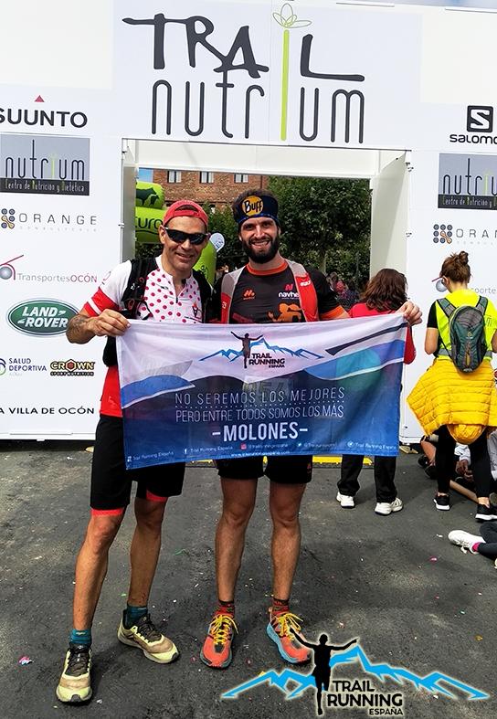 Trail Running España en el Trail Nutrium