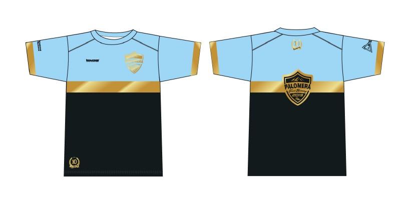 Camiseta Trail Palomera Tuga Sport