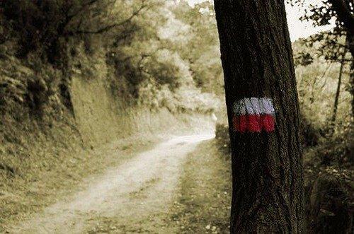 Ejemplo señalización GR (Foto: fcdme.es)
