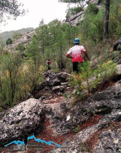 Bajadas Trail Puerta del Infierno
