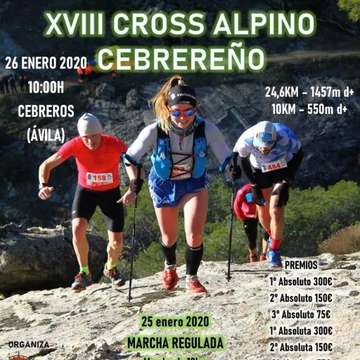 cross alpino cebrereño