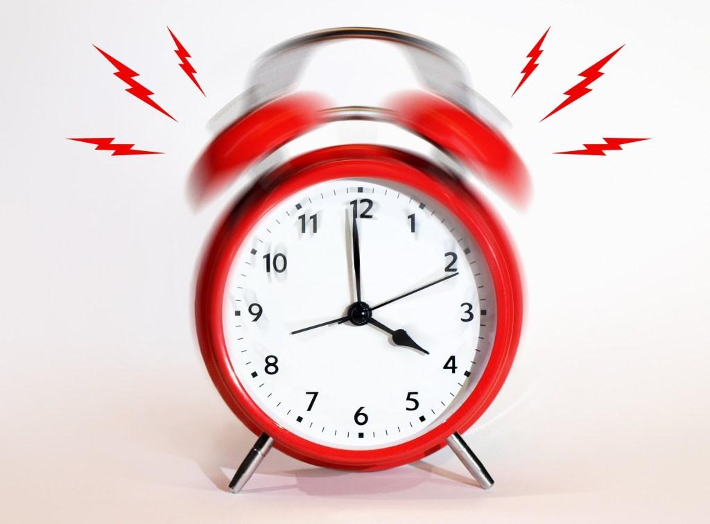 3. Llega a tiempo (logística pre-carrera)