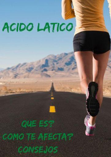 ácido láctico - principal