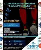 Carrera Solidaria Los Intocables 2021
