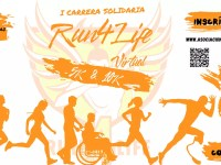 I carrera solidaria Run4Life Virtual (10-11/04/2020)