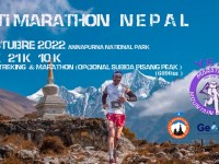 Yeti Marathon en Nepal (09/10/2022)