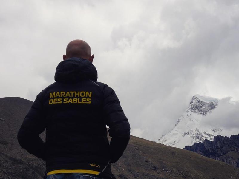 Marathon Des Sables, a 6-day race