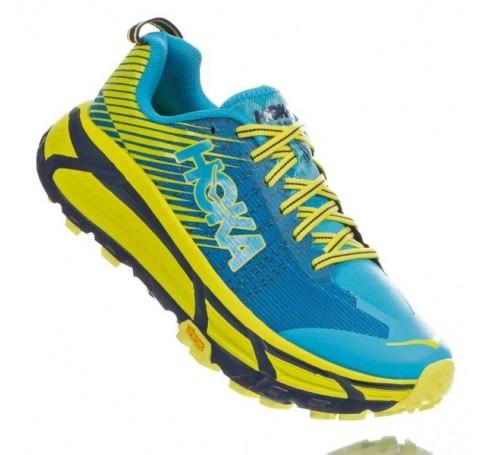Hoka M EVO Mafate 2 Men Shoes Blauw - Trailrunshop