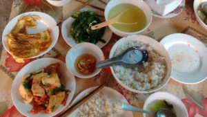 Land travel Vietnamese Food