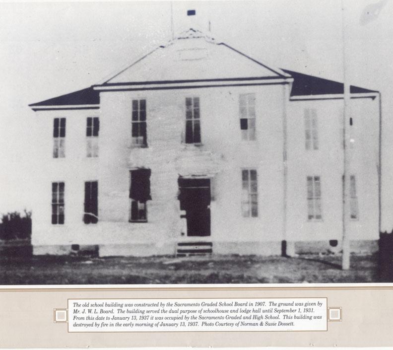 Historic Photos from Sacramento Ky