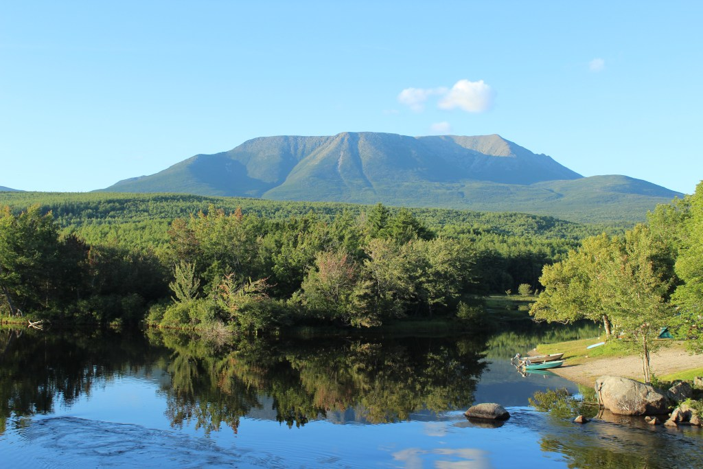 tallest mountains in Maine 4000 footers