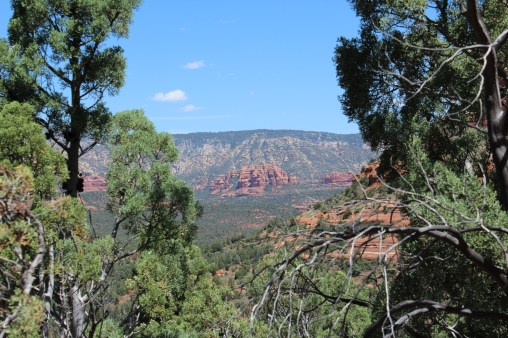 sedona hikes - devil's bridge