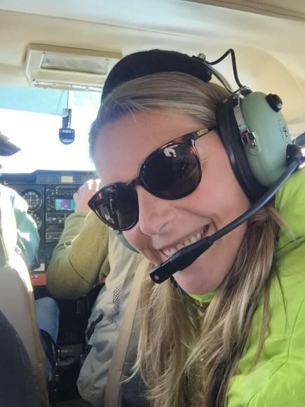 wrangell mountain flights
