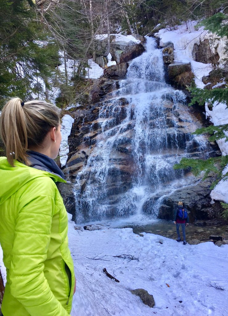 best winter hikes in new Hampshire