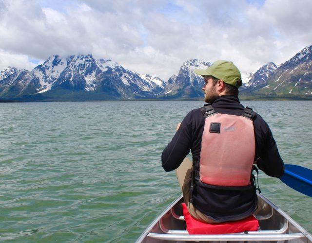 A Day in Grand Teton National Park