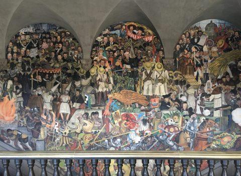 Diego Rivera Murals – Palacio Nacional