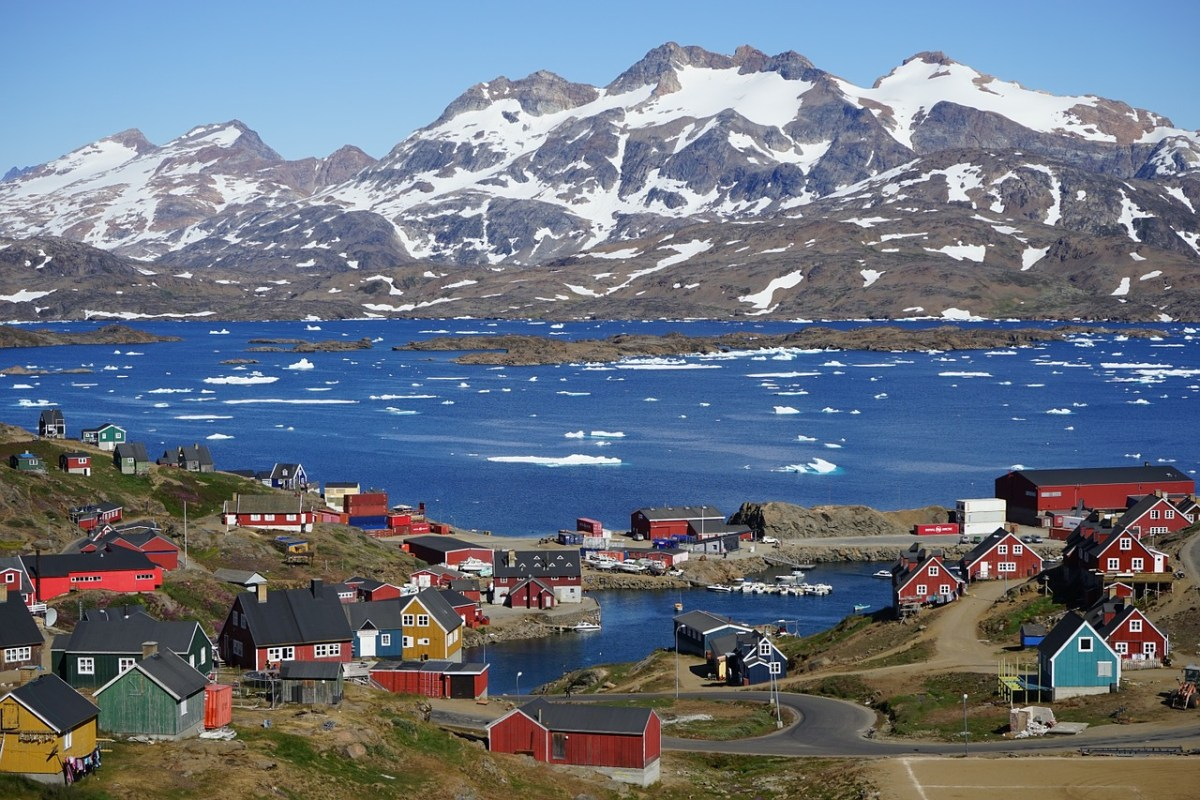 Guest Post: What it's like to live in Greenland