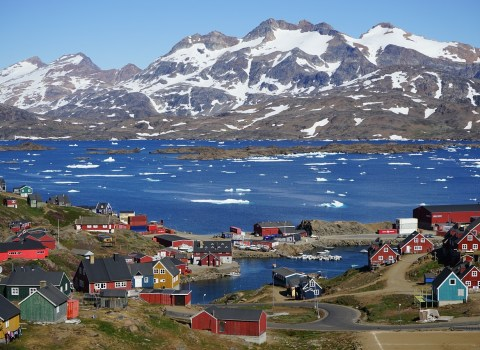 What it's like to live in Greenland