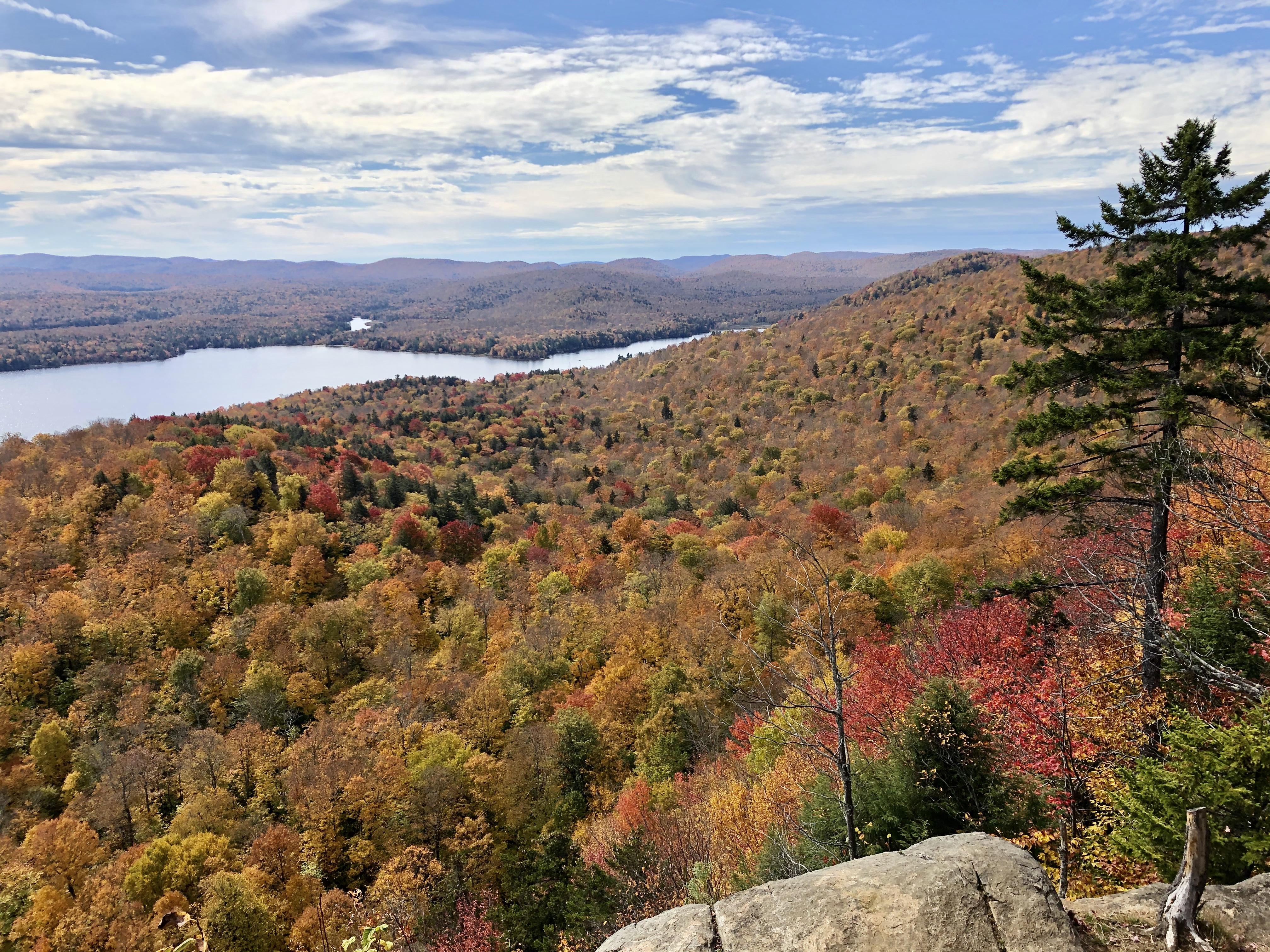 Panther Mountain – Echo Cliff (Adirondacks)