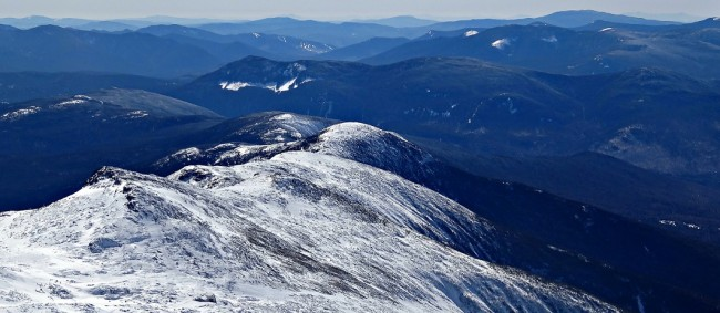 Southern Presidentials in Winter